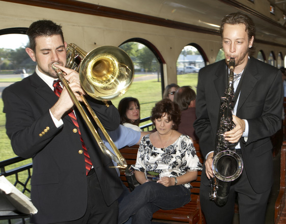 Grapevine's Jazz Wine Train