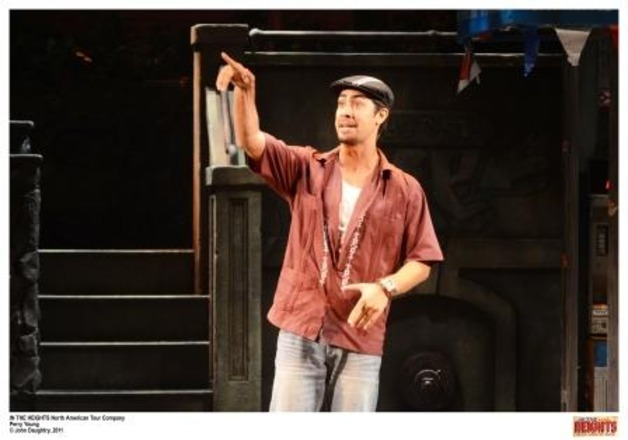 Usnavi from