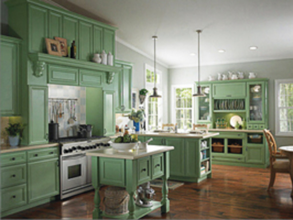 Green Cabinetry?? it?s more than a color